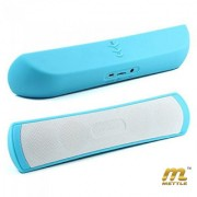 METTLE (TM.) MT-BTPS1708 Long Bluetooth Speaker with Pan drive Memory Card support USB Support support High Bass