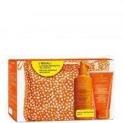 Collistar Latte Spray Superabbronzante Idratante Spf 15 Viso e Corpo + Doccia Shampoo Doposole + Pochette 200 ML Latte Spray + 150 ML Doccia Shampoo +