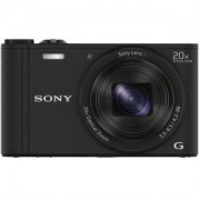 Цифров фотоапарат - Sony Cyber Shot DSC-WX350 black - DSCWX350B.CE3
