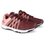 REEBOK METEORIC RUN LP Running Shoes For Women(Brown, Pink)