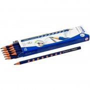 Lyra Groove Graphite blyertspennor, kärna: 2,8 mm, dia. 7,2 mm, 12 st.