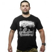 Camiseta Off Road 4x4 Limitless - Masculino