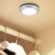 Batteridriven rörelsekänsligt Led belysning för sovrum / kök / garderob