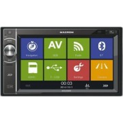 Multimedia Player auto Macrom M-DL5000 4x45W USB Touchscreen Bluetooth GPS Resigilat