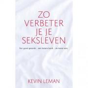Zo verbeter je je seksleven - Kevin Leman