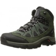 Salomon Authentic Ltr Gtx Outdoor Shoes Hiking & Trekking Shoes For Men(Black, Olive)
