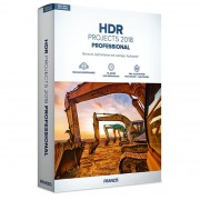 Franzis HDR projects 2018 professional Windows
