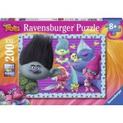 PUZZLE TROLLS 200 PIESE Ravensburger