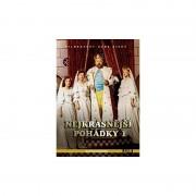 Filmexport Home Video s.r.o. Nejlepší pohádky (4 DVD)