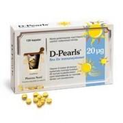 Pharma Nord D-Pearls 120 kapslar