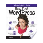 Head First WordPress (Siarto Jeff)(Paperback) (9780596806286)