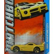 Matchbox MBX Adventure City 29 of 120 Dodge Viper GTS-R Concept