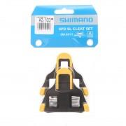 シマノセールス SHIMANO ペダル SM-SH11 クリートセット(セルフアライ二ングモード/左右ペア/M5×8mm)