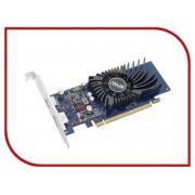 Видеокарта ASUS GeForce GT 1030 1228Mhz PCI-E 3.0 2048Mb 6008Mhz 64 bit DVI DP HDMI HDCP GT1030-2G-BRK