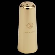 Selmer SM-K13NL Cápsula, lacado dorado p. boquilla de cauche Tensax