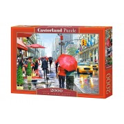 Puzzle New York Cafe, 2000 piese