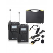 Boya BY-WM8 Pro K1 Kit lavaliera wireless UHF
