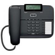 Siemens Gigaset Da710 Telefono Con Filo Colore Nero