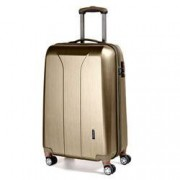 march New Carat Trolley S Gold Brushed