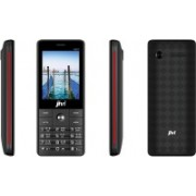 JIVI N201(Black & Red)