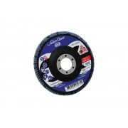 Disc abraziv lamelar Professional 115x22.23, Z120, metal/inox, Swaty Comet