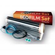 Film flexibil incalzire pardoseala 100 cm 80 W/mp ECOFILM