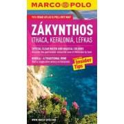 Reisgids Zakynthos, Ithaca, Kefalonia, Lefkas (Engels) | Marco Polo