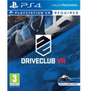 Driveclub VR, за PS4