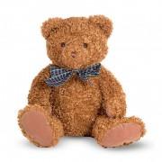 Ursulet din plus cu fundita Little Chestnut, Melissa and Doug