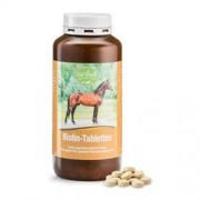 Cebanatural Biotina pastilhas para cavalos - 500 Pastillas
