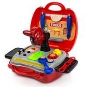 Work shop No. 2102 - Kofer sa alatom za decu - 16 delova 59121