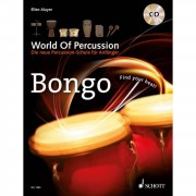 Schott Music Bongo 2, World of Percussion Ellen Mayer