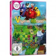 """Purple Hills PC-Spiel """"Vögel vs. Katzen"""""""