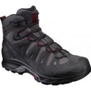 Salomon QUEST PRIME GTX® Waterprof Hiking & Trekking Shoes For Men(Black)