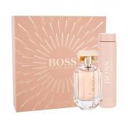 HUGO BOSS Boss The Scent For Her confezione regalo Eau de Parfum 100 ml + lozione per il corpo 200 ml da donna