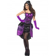 Costum Halloween Adulti Burlesque Lolita