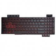 New Us Laptop Keyboard For Asus FX80 FX80GE FZ80G ZX80G FX86 FX86S FX86F FX504 Us Laptop Keyboard With Backlight
