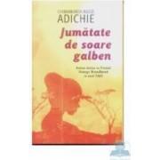 Jumatate de soare galben - Chgimamanda Ngozi Adichie