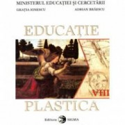 Educatie plastica. Manual clasa a VIII-a