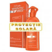 Gerovital H3 Sun Derma+ Lotiune protectie solara SPF20 150ml