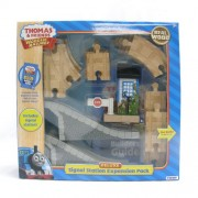 Thomas and Friends Wooden Railway - Deluxe Signal Station Expansion Pack