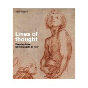 Lines of Thought - Drawing from Michelangelo to Now (Riley Bridget)(Paperback) (9780500292785)
