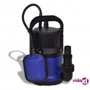 vidaXL Električna Potopna Pumpa za Prljavu Vodu 250 W