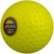 Grays Hockeyball X-Large - Neon Geel