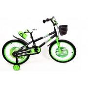 Bicikl za decu Division 16″ zelena (Model 720-16 zelena)