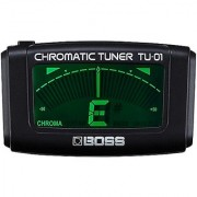 Boss TU-01 Clip-on Chromatic Tuner - Black