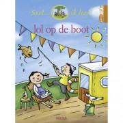 Ssst... ik lees!: Lol op de boot