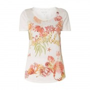 Malvin T-Shirt mit floralem Muster
