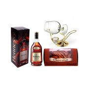 Set Passion for Cognac by Chinelli Hennessy