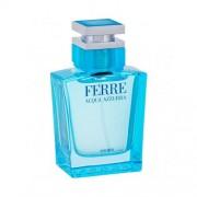Gianfranco Ferré Acqua Azzurra eau de toilette 30 ml за мъже